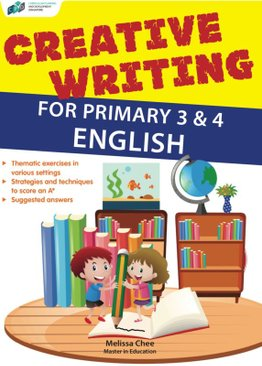 Creative Writing for Primary 3 & 4 English