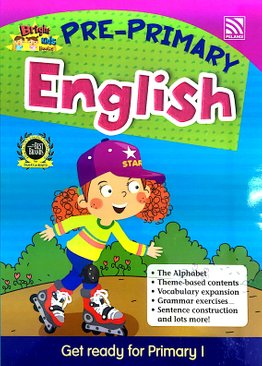 Bright Kids : Pre-Primary English