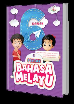 Buku Latihan Pintar Bahasa Melayu Darjah 6