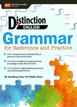 Distinction in English: Grammar for Reference and Practice