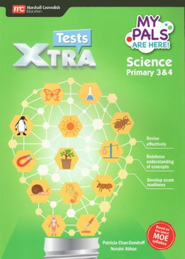My Pals Are Here! Science Tests XTRA P3&4
