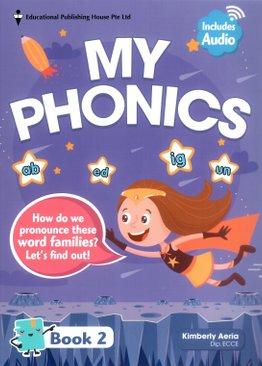 My Phonics Book 2