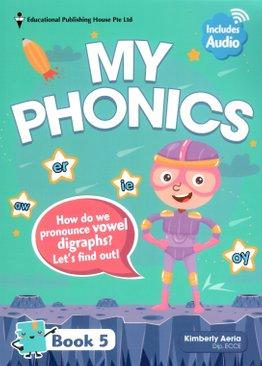 My Phonics Book 5