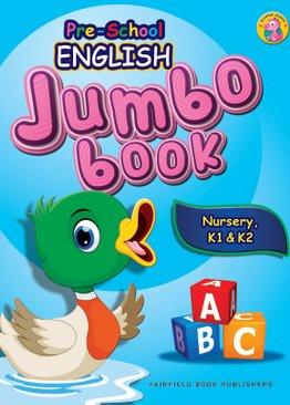 Pre-School English Jumbo Book