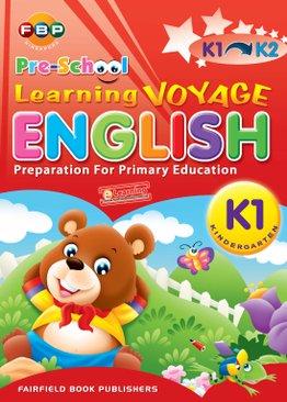 Pre-School Learning Voyage English K1