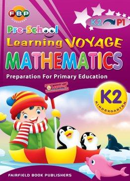 Pre-School Learning Voyage Maths K2