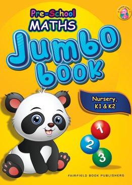 Pre-School Maths Jumbo Book