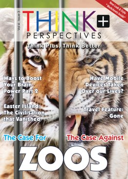 Think+ Perspectives Vol 3 - 8 Issues
