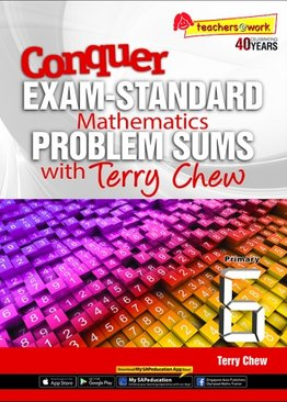 Conquer Exam-Standard Mathematics Problem Sums with Terry Chew 6