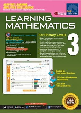 Learning Mathematics Book 3