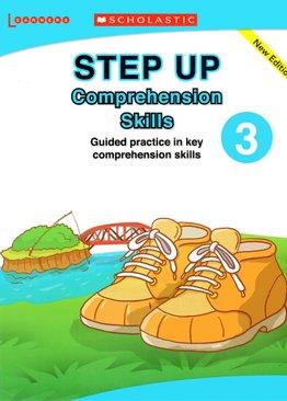 Step Up Comprehension Skills 3