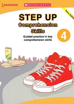 Step Up Comprehension Skills 4