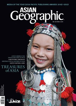 Asian Geographic 3/2019