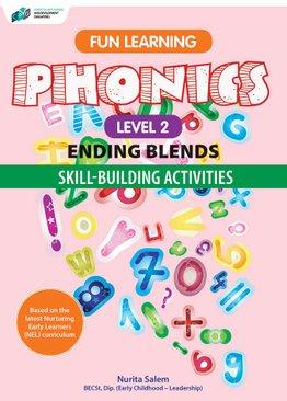 Fun Learning Phonics – Ending Blends Level 2
