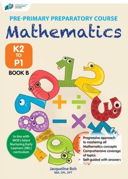 Pre-Primary Preparatory Course Mathematics (K2-P1) Book B