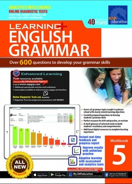 Learning Grammar Workbook 5