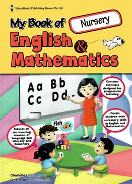 My Book of English and Mathematics Nursery