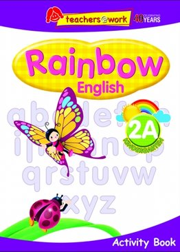 Rainbow English Activity Book K2A