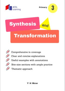 Synthesis and Transformation Primary 3