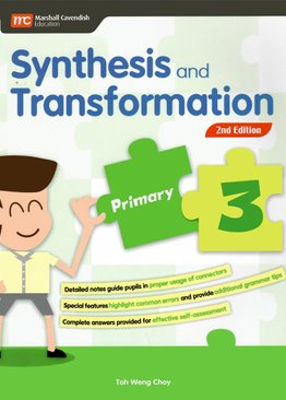 Synthesis & Transformation Primary 3 (2E)
