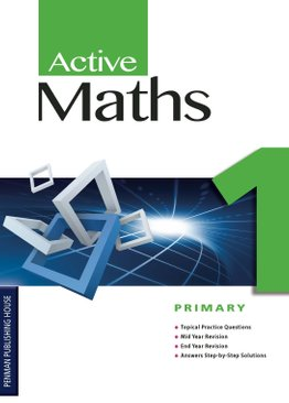 Primary 1 Active Maths