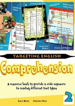 Targeting English Comprehension Book 2