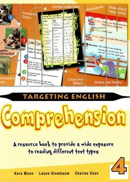 Targeting English Comprehension Book 4