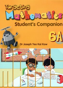 Targeting Maths Student's Companion 6A
