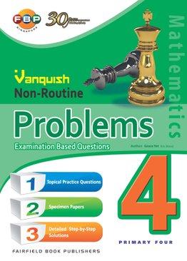 Vanquish Non Routine Problems P4
