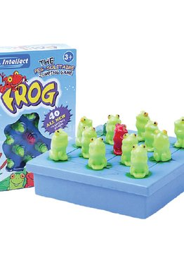 Play N Learn Mathematics Intellect Frog Board Game