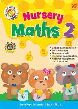 Bright Kids : Nursery Maths 2