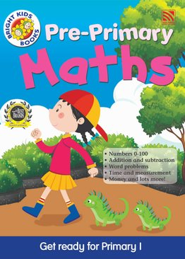 Bright Kids: Pre-Primary Maths
