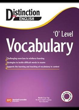 Distinction in English: O Level Vocabulary (2E)