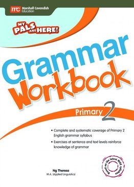 My Pals are Here! Grammar Workbook P2