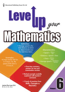 Level Up Your Maths 6