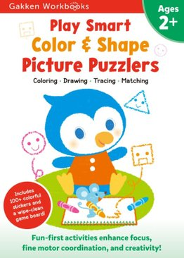 PLAYSMART COLOR AND SHAPE 2+