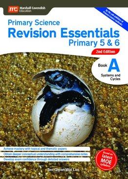 Primary Science Revision Essentials P5&6 Book A (2E)