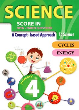 P4 Science Score in Open-Ended Questions