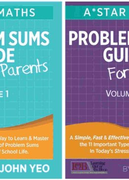 P3-6. Problem Sums Guidebook Volume 1 & 2 (Quick Starter Kit)