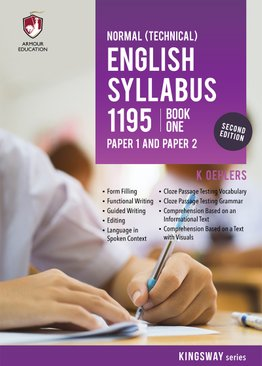 N(T) English Syllabus 1195 P1&P2 Book 1 (2nd Ed)