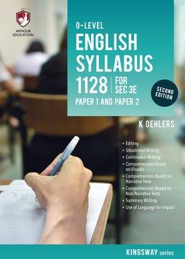 'O' Level English Syllabus 1128 P1 & P2 for Sec 3E (2nd Ed)