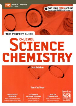 Perfect Guide 'O' Level Science Chemistry (3E)