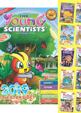The Young Scientists 2019 Level 1 Collector Set