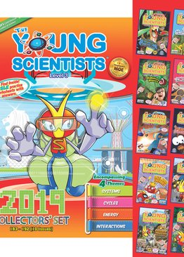 The Young Scientists 2019 Level 3 Collector Set
