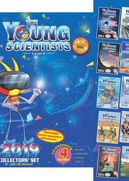 The Young Scientists 2019 Level 4 Collector Set