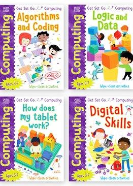Get Set Go Computing (Set of 4)