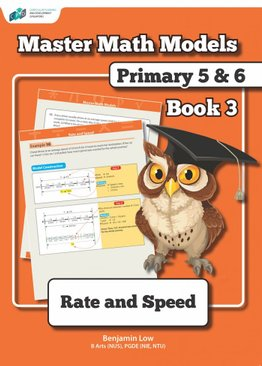 Mastering Math Models (P5&6) Book 3 - Rate & Speed