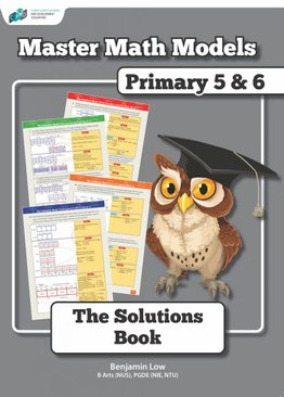 Mastering Math Models (P5&6) Book 5 - The Solutions Book