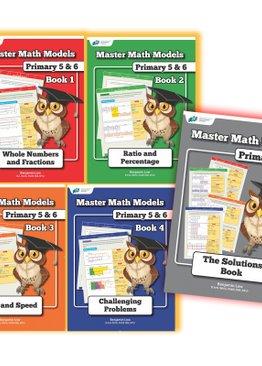 Mastering Math Models (P5&6) 5-book Bundle