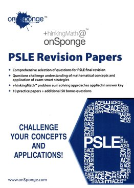 ThinkingMath PSLE Revision Papers